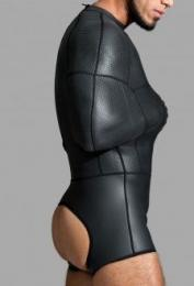 ネオプレーン製/男性用ボンデージスーツ